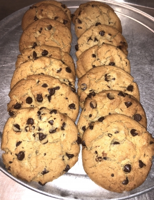 3 Chocolate Chip Cookies Special